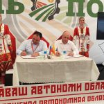 «День Поля Чувашии»: между «Волжским комбайновым заводом» и Министерством сельского хозяйства Чувашской Республики подписано Соглашение о сотрудничестве